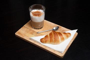 cappuccino a colazione