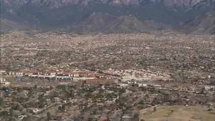 Desert City Mountain