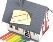 canvas print picture - Haus
