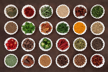 Herb and Spice Collection