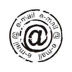 e-mail stamp