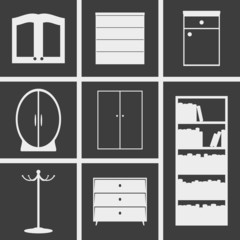 Cupboard Icons