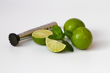 ingrédients coktail mojito