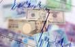 金融イメージ 世界の株価・為替