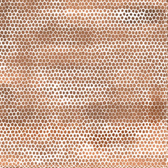 Vector brown seamless broken tile pattern for your design