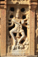 Plaque of Dancing Nataraja