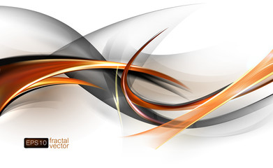 Awesome vector fractal