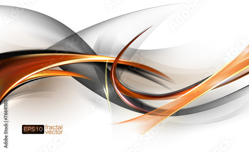 Awesome vector fractal|76641180