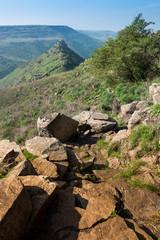 Ancient Gamla view