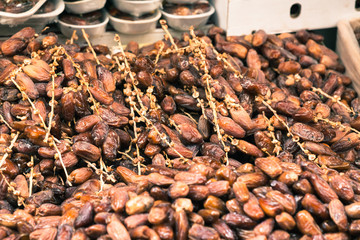 Date fruits in Morocco
