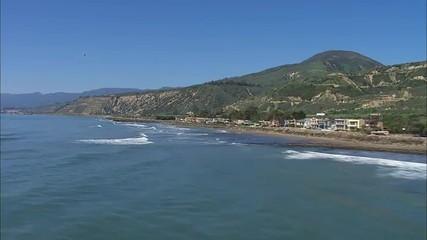 California Ocean Mountains PCH