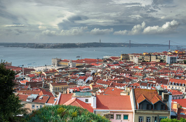 Fleuve de Lisbonne