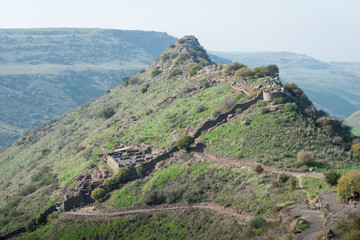 Ancient Gamla view