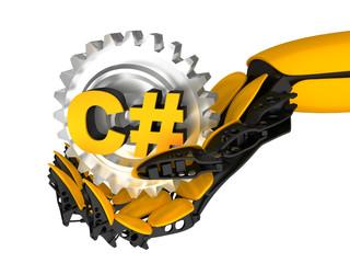 C# - C sharp programming language
