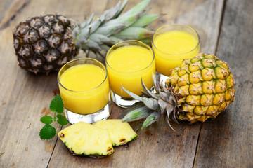 Saft Ananas
