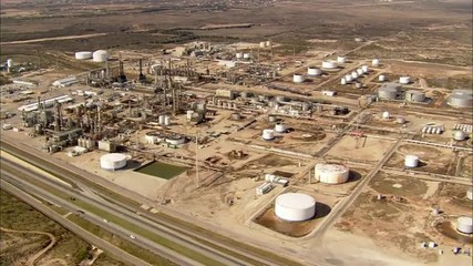 Dallas Texas Industrial Refinery
