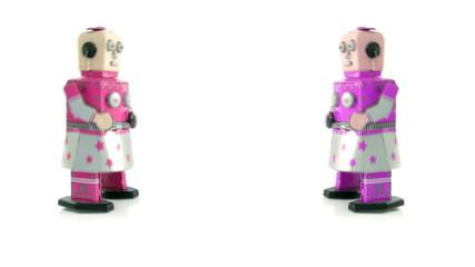 to robot toys