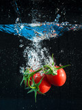 pomodori splash nero