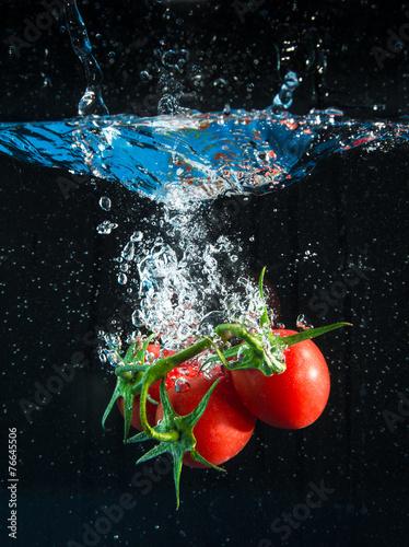 pomodori splash nero - 76645506