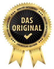 Das Original, Qualität entscheidet