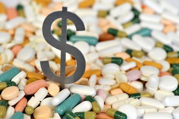 Arzneimittel, Dollar, Gewinn, Rendite, Medikamente, Apotheken