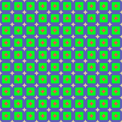 Abstract geometric seamless pattern.