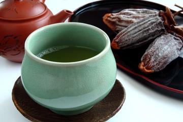 緑茶 デザート