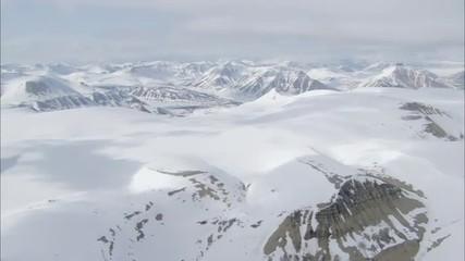 Polar Rocky Mountains Snow