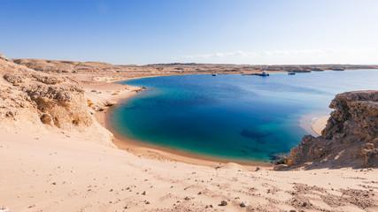 View point. Ras Mohamed National Park, Sharm El Sheikh, Egypt.