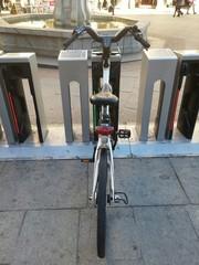 Bicicleta de alquiler