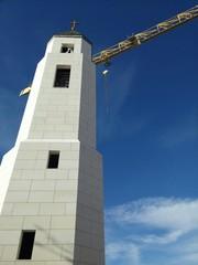 Iglesia en construcción