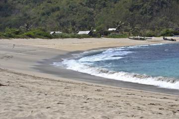 Spiaggia: Pantai Kuta, Pulau Lombok