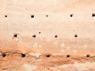 モロッコの壁