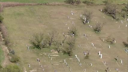Cemetery Dallas Texas Barren