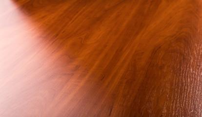 Brown wooden parquet floor