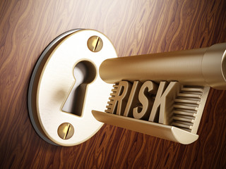 Key with risk word