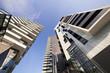 Grattacielo e palazzi a Milano zona nuova - 76660513