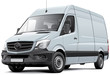 European delivery van - 76662159