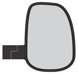 Truck Side Mirror