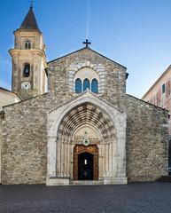 Cattedrale Ventimiglia Alta