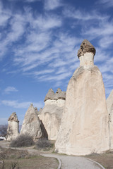 Fairy Chimneys Cappadocia, Turkey
