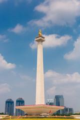 Monumen Nasional in Jakarta