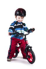 Dziecko i rower
