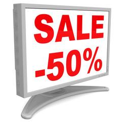 Распродажа. Скидка 50% (Sale -50%)