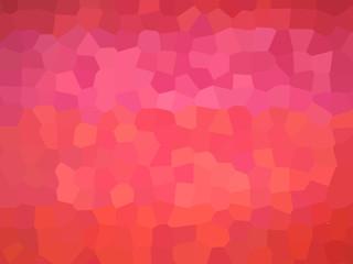 sfondo geometrico rosso e rosa