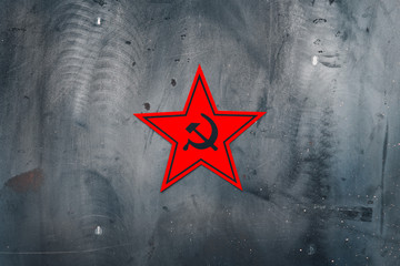 red star, ussr