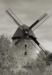 Windmühle bei Warnstedt