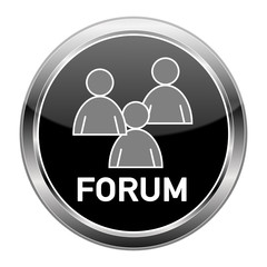 Forum Button bunt  #150124-11