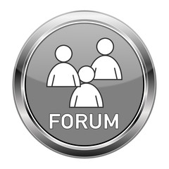 Forum Button bunt  #150124-13