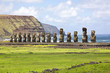 Ahu Tongariki on Easter Island - 76684527